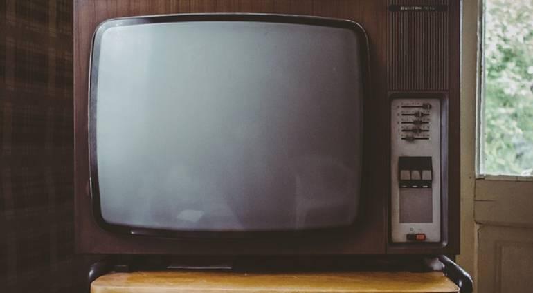 Fernsehen am Campingplatz